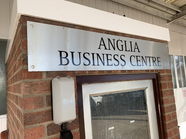 ANGLIA BUSINESS CENTRE, NORWICH ROAD, BARFORD NR9 4BD
