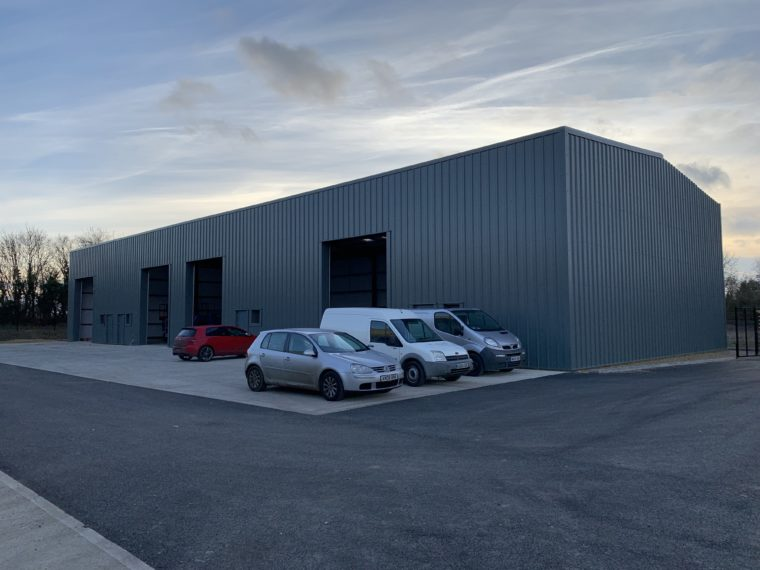 UNITS 7-8 FOCUS BUSINESS PARK, OLD BUCKENHAM, ATTLEBOROUGH NR17 1GY