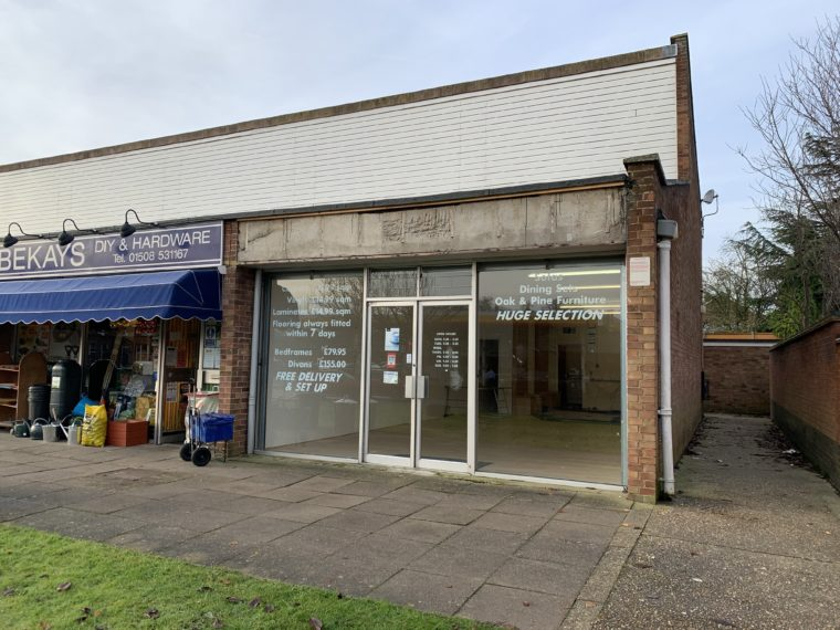 UNIT 1 ICE HOUSE PRECINCT, LONG STRATTON, NORWICH NR15 2XW