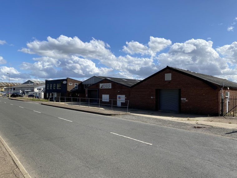 UNITS 1-5 AYTON ROAD, WYMONDHAM NR18 0QH