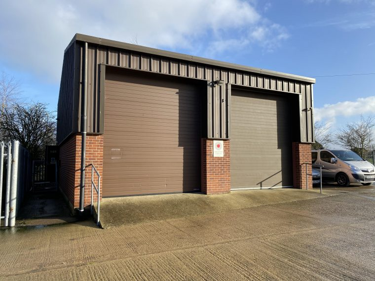 UNIT 12 FORGE BUSINESS CENTRE, PALGRAVE, DISS IP22 1AP